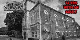 Knottingley Town Hall wakefield ghost hunts