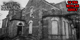 Ryton Masonic Hall Gateshead ghost hunt