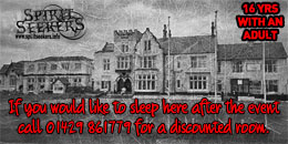 Staincliffe Hotel Hartlepool ghost hunts