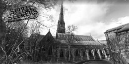 Todmorden Unitarian old church and graveyard ghost hunts