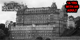 grand hotel (Scarborough) ghost hunts