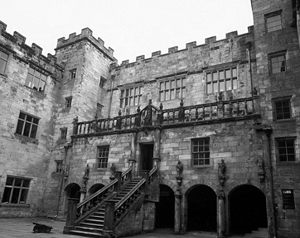 Haunted Chillingham Castle Nor