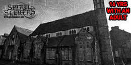 west community centre sunderland ghost hunt