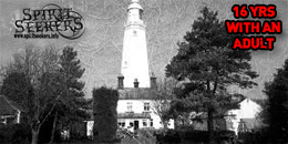 withernsea lighthouse ghost hunt